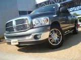 2007 Mineral Gray Metallic Dodge Ram 1500 SLT Quad Cab #37033075