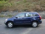 2009 Royal Blue Pearl Honda CR-V LX 4WD #36964076