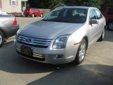 2008 Brilliant Silver Metallic Ford Fusion SEL V6 #37033826