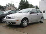2005 CD Silver Metallic Ford Focus ZX3 S Coupe #37033829