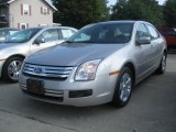 2008 Brilliant Silver Metallic Ford Fusion SE V6 #37033830