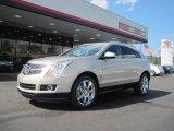 2011 Gold Mist Metallic Cadillac SRX FWD #37033480