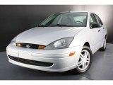 2003 CD Silver Metallic Ford Focus SE Sedan #37032786