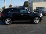 2010 Black Chevrolet Equinox LTZ AWD #37033521