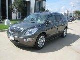 2011 Silver Green Metallic Buick Enclave CXL #37033546