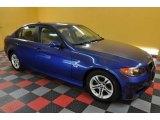 2008 Montego Blue Metallic BMW 3 Series 328xi Sedan #37033580