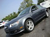 2008 Dolphin Grey Metallic Audi A4 2.0T quattro Sedan #37032884