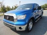 2007 Blue Streak Metallic Toyota Tundra SR5 TRD Double Cab #37033239