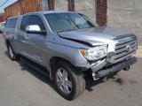 2008 Silver Sky Metallic Toyota Tundra Limited Double Cab 4x4 #37033959