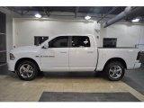 2011 Bright White Dodge Ram 1500 Sport Crew Cab #37033286