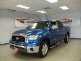 2008 Blue Streak Metallic Toyota Tundra SR5 CrewMax #37033974
