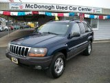 1999 Jeep Grand Cherokee Patriot Blue Pearl