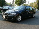 2009 Black Sapphire Metallic BMW 3 Series 328i Sedan #37125633