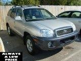 2003 Pewter Hyundai Santa Fe GLS 4WD #37125121