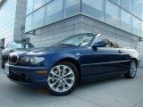 2006 Mystic Blue Metallic BMW 3 Series 330i Convertible #37125275