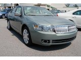 2008 Moss Green Metallic Lincoln MKZ Sedan #37125478