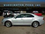 2010 Brilliant Silver Metallic Ford Fusion SEL V6 #37125530
