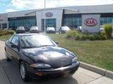 1999 Black Chevrolet Cavalier Coupe #37125743