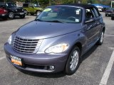 2007 Opal Gray Metallic Chrysler PT Cruiser Convertible #37125178