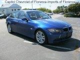 2008 Montego Blue Metallic BMW 3 Series 328i Sedan #37125775