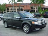 2010 Tuxedo Black Ford Flex Limited #37125365