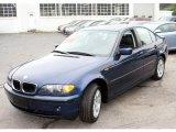 2004 Mystic Blue Metallic BMW 3 Series 325xi Sedan #37125863