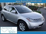 2007 Brilliant Silver Metallic Nissan Murano SL #37163092