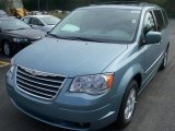 2010 Clearwater Blue Pearl Chrysler Town & Country Touring #37162990