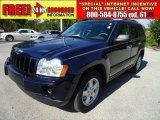 2006 Midnight Blue Pearl Jeep Grand Cherokee Laredo #37163310