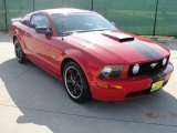 2007 Torch Red Ford Mustang GT Premium Coupe #37175231