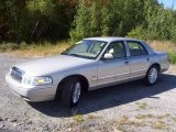 2009 Silver Birch Metallic Mercury Grand Marquis LS Ultimate Edition #37175070