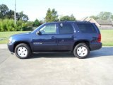 2009 Dark Blue Metallic Chevrolet Tahoe LT #37175461