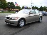 2007 Platinum Bronze Metallic BMW 3 Series 328xi Sedan #37175088