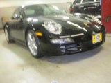 2007 Black Porsche 911 Carrera Cabriolet #37175483