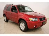 2006 Redfire Metallic Ford Escape Limited 4WD #37175533