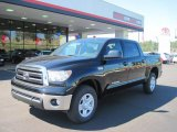 2011 Black Toyota Tundra CrewMax 4x4 #37175342