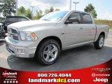 2010 Light Graystone Pearl Dodge Ram 1500 Lone Star Crew Cab #37175143