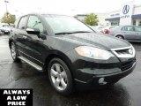 2008 Nighthawk Black Pearl Acura RDX Technology #37174911