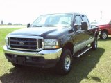 2004 Black Ford F250 Super Duty FX4 Crew Cab 4x4 #37175645