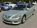 2004 Pebble Ash Metallic Mazda MAZDA6 s Sedan #37175647
