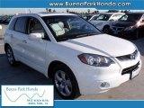 2008 White Diamond Pearl Acura RDX  #37175183