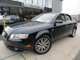 2008 Deep Sea Blue Pearl Effect Audi A4 2.0T Special Edition quattro Sedan #37175209