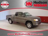 2006 Toyota Tundra Limited Access Cab 4x4 Data, Info and Specs