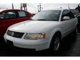 2000 Volkswagen Passat Candy White