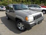 1998 Light Driftwood Satin Glow Jeep Grand Cherokee Laredo 4x4 #37225274