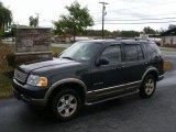 2004 Aspen Green Metallic Ford Explorer Eddie Bauer 4x4 #37225337