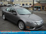 2011 Sterling Grey Metallic Ford Fusion SEL #37225111