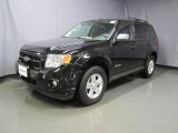 2009 Black Ford Escape Hybrid 4WD #37225349