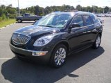 2010 Carbon Black Metallic Buick Enclave CXL #37225643