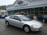 2003 Bright Silver Metallic Chrysler Sebring LX Sedan #37225157